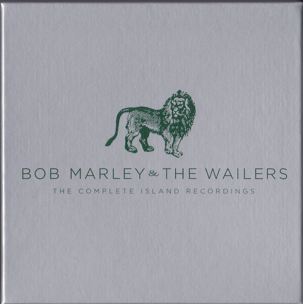 Bob Marley & The Wailers - The Complete Island Recordings 11CDs BOXSET