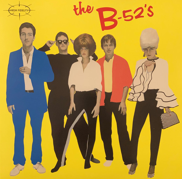 The B-52's - The B-52's LP