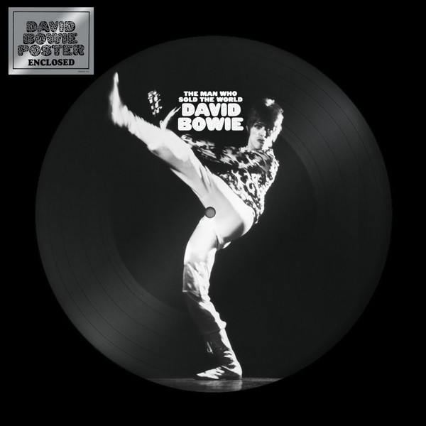 David Bowie - The Man Who Sold The World LP Picture Disc