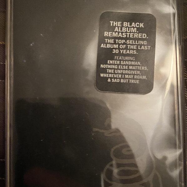 Metallica - Metallica (Black Album) CASSETTE