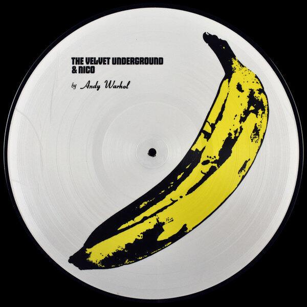 The Velvet Underground & Nico - The Velvet Underground & Nico LP Picture Disc
