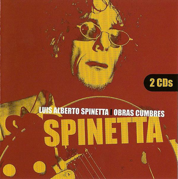 Luis Alberto Spinetta - Obras Cumbres 2CDs
