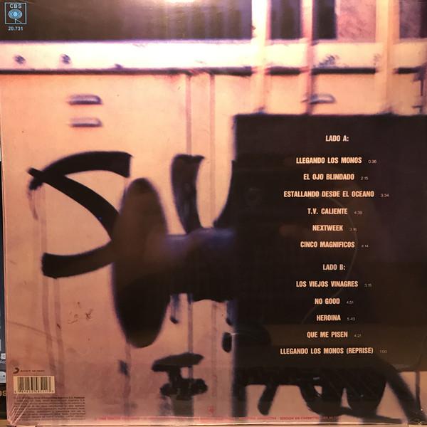 Sumo - Llegando Los Monos LP