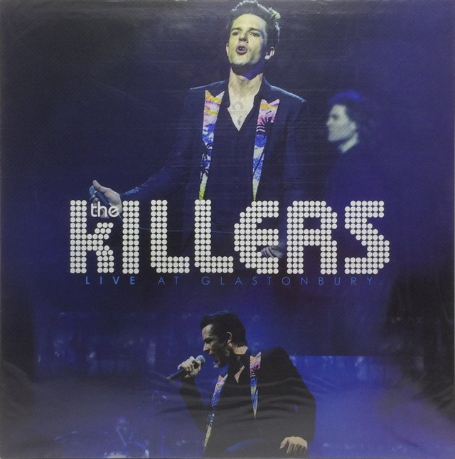 The Killers - Live At Glastonbury Part 1 LP