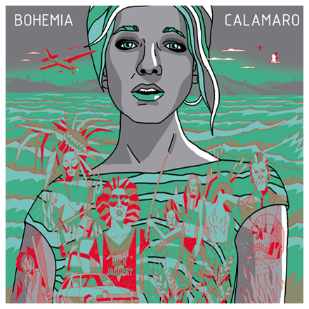 Andrés Calamaro - Bohemio+Bohemia 1CD+1DVD