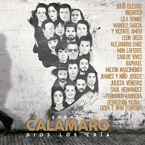 Andrés Calamaro - Dios Los Cría CD