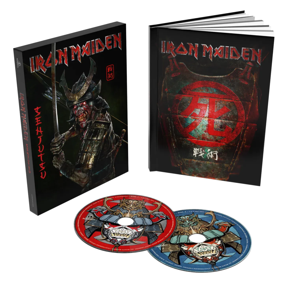 Iron Maiden - Senjutsu 2CDs Deluxe