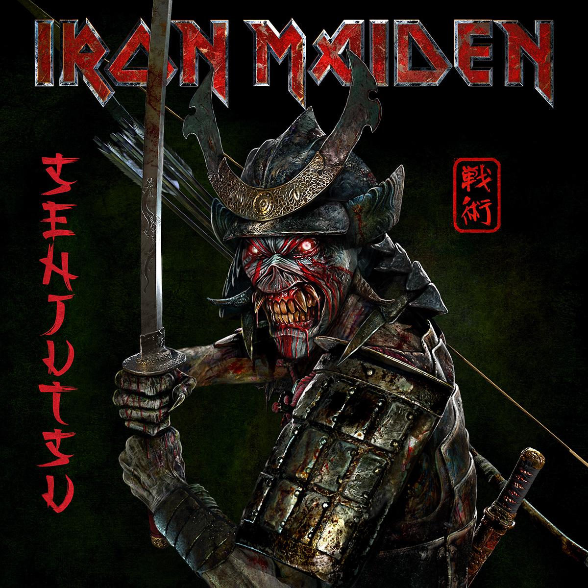 Iron Maiden - Senjutsu 3LPs