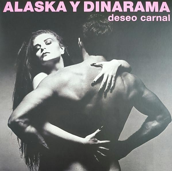 Alaska Y Dinarama - Deseo Carnal LP Transparente + CD