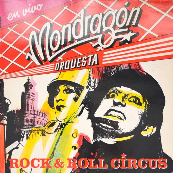 Orquesta Mondragón - Rock & Roll Circus 2LPs de Época