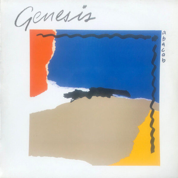 Genesis - Abacab LP de Época
